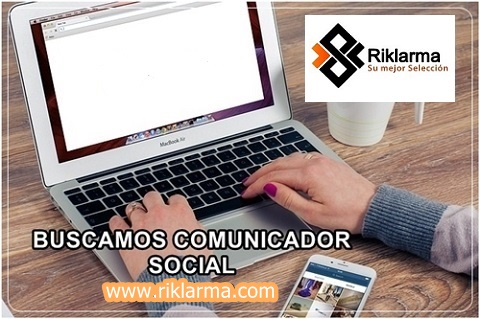 Empleo Para Comunicador Social en Medellin