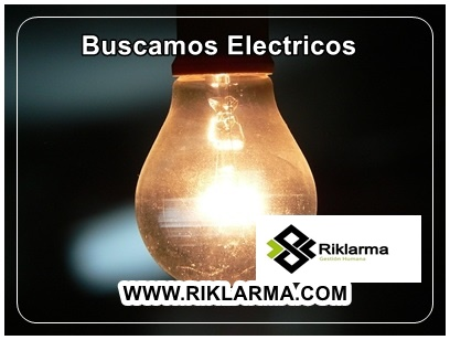 Vacante Para Ingeniero Electrico en Popayan
