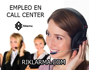 EMPLEO EN CALL CENTER