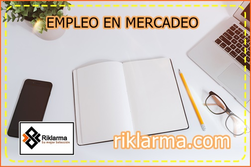 EMPLEOS EN MERCADEO