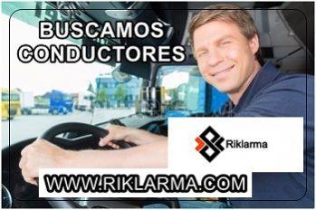 empleo para conductor