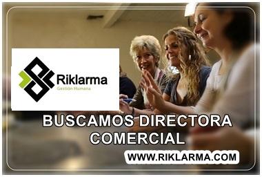 Buscamos Directora Comercial