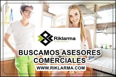 Buscamos Asesor Comercial