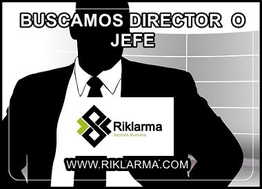 Vacantes Para director de mercadeo
