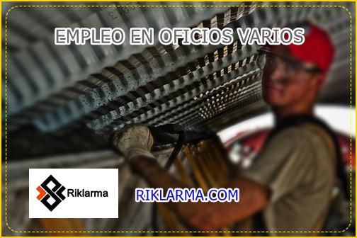 EMPLEO PARA OFICIOS VARIOS